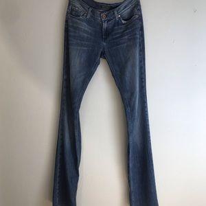 JAMES: Tom Karma Straight Leg Jeans